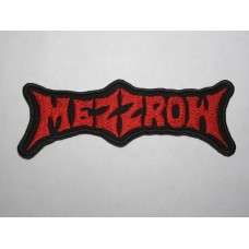 MEZZROW patch embroidered