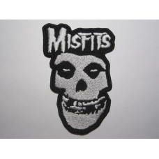 MISFITS patch embroidered