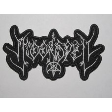 MOONSPELL patch embroidered