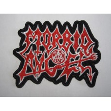 MORBID ANGEL patch embroidered