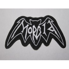 MORBID patch embroidered