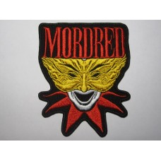 MORDRED patch embroidered