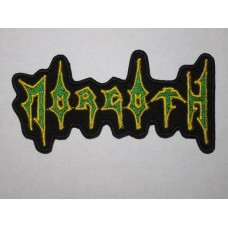 MORGOTH patch embroidered