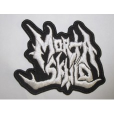MORTA SKULD patch embroidered