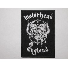 MOTORHEAD patch embroidered England