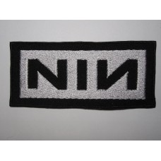 NINE INCH NAILS patch embroidered nin