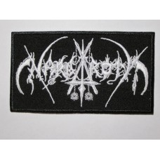 NARGAROTH patch embroidered