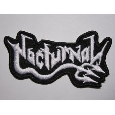 NOCTURNAL patch embroidered