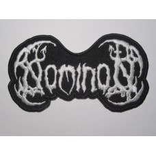 NOMINON patch embroidered