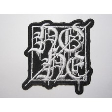 NONE patch embroidered