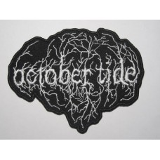 OCTOBER TIDE patch embroidered