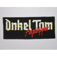 ONKEL TOM patch embroidered Angelripper Sodom