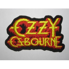OZZY OSBOURNE patch embroidered