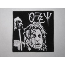 OZZY patch embroidered