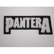 PANTERA patch embroidered
