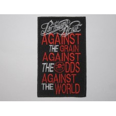 PARKWAY DRIVE patch embroidered