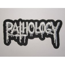 PATHOLOGY patch embroidered
