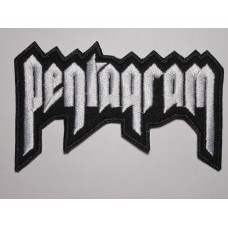 PENTAGRAM patch embroidered