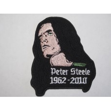 PETER STEELE patch embroidered Type O Negative Carnivore