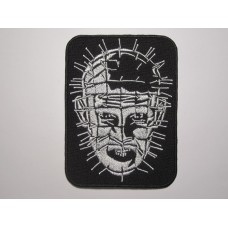 PINHEAD patch embroidered Hellraiser horror film
