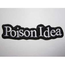POISON IDEA patch embroidered