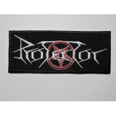 PROTECTOR patch embroidered