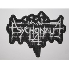 PSYCHONAUT 4 patch embroidered