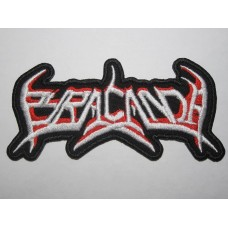 PYRACANDA patch embroidered