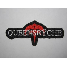 QUEENSRYCHE patch embroidered