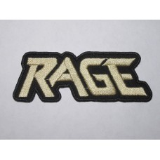 RAGE patch embroidered