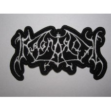 RAGNAROK patch embroidered