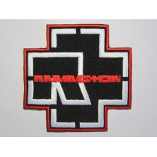 RAMMSTEIN patch embroidered
