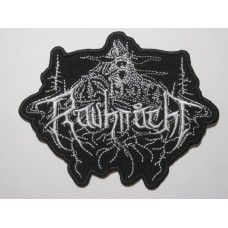 RAUHNACHT patch embroidered Rauhnåcht