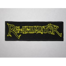 RE-ANIMATOR patch embroidered