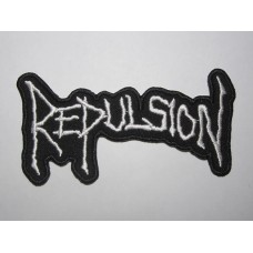 REPULSION patch embroidered