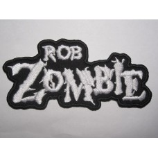 ROB ZOMBIE patch embroidered
