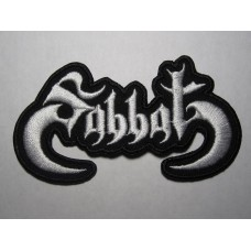 SABBAT (Jap) patch embroidered
