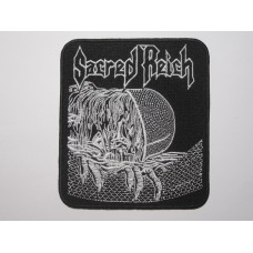 SACRED REICH patch embroidered