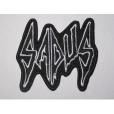 SADUS patch embroidered