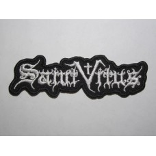 SAINT VITUS patch embroidered