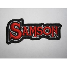 SAMSON patch embroidered