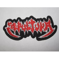 SEPULTURA patch embroidered