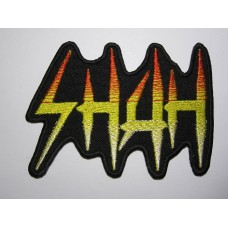 SHAH patch embroidered