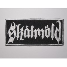 SKALMOLD patch embroidered