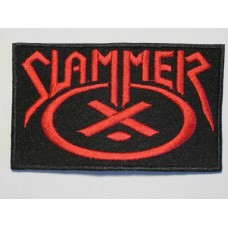 SLAMMER patch embroidered
