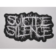 SUICIDE SILENCE patch embroidered
