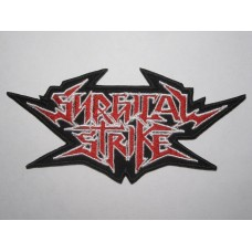 SURGICAL STRIKE patch embroidered