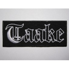 TAAKE patch embroidered