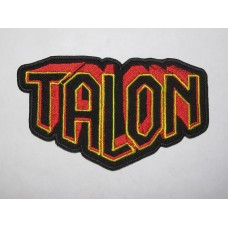 TALON patch embroidered