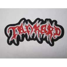 TANKARD patch embroidered